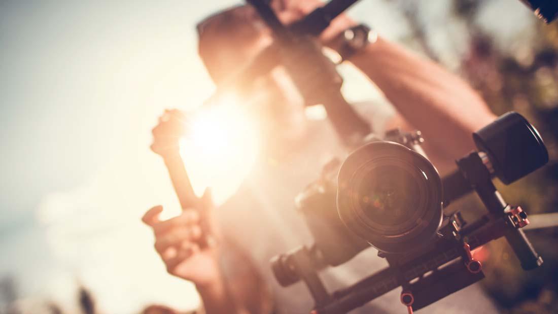 Réalisation de vidéo